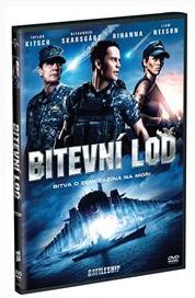 DVD Bitevní loď