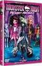 DVD Monster High: Příšerky přicházejí