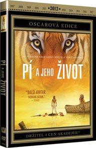 DVD Pí a jeho život