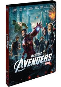 DVD Avengers - Joss Whedon - 13x19