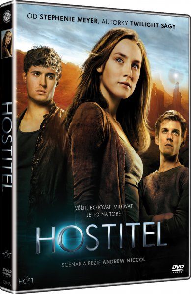 DVD Hostitel - Andrew Niccol - 13x19