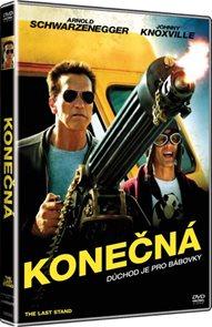 DVD Konečná