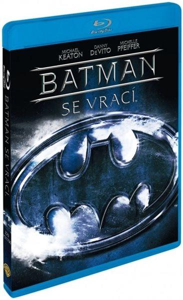 Batman se vrací Blu-ray - Tim Burton - 13x19