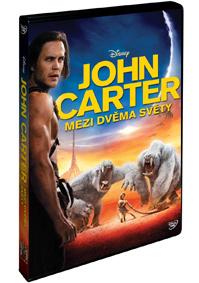 DVD John Carter: Mezi dvěma světy