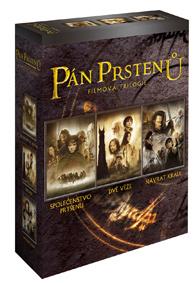 Pán prstenů kolekce 6 DVD - Peter Jackson - 13x19