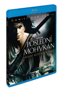 Poslední mohykán: Finální režisérská verze Blu-ray - Michael Mann - 13x19