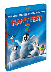Happy Feet 2 Blu-ray - 13x19