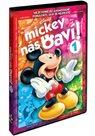DVD Mickey nás baví! 1