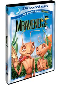 DVD Mravenec Z