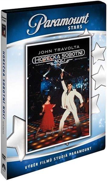 DVD Horečka sobotní noci - 13x19