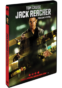 DVD Jack Reacher: Poslední výstřel