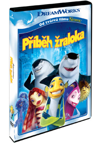 DVD Příběh žraloka