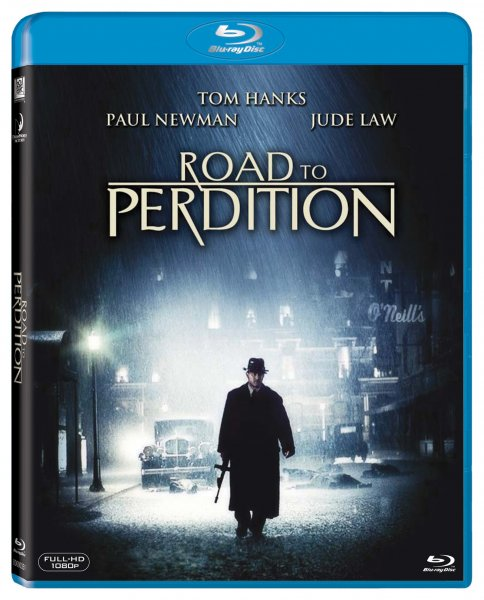 Road to Perdition Blu-ray - Sam Mendes - 13x19