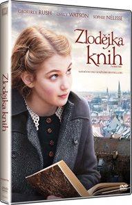 DVD Zlodějka knih