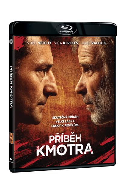 Příběh kmotra Blu-ray - Petr Nikolaev - 13x19