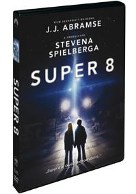 DVD Super 8 - J.J. Abrams - 13x19