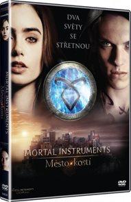 DVD Mortal Instruments: Město z kostí