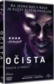 DVD Očista