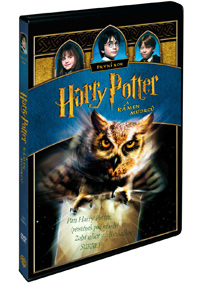 DVD Harry Potter a Kámen mudrců