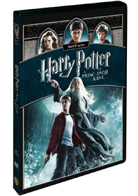 DVD Harry Potter a Princ dvojí krve