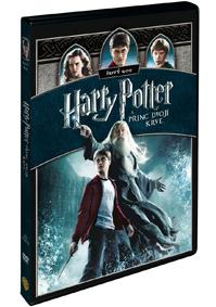 DVD Harry Potter a Princ dvojí krve - David Yates - 13x19