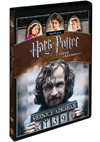 DVD Harry Potter a Vězeň z Azkabanu
