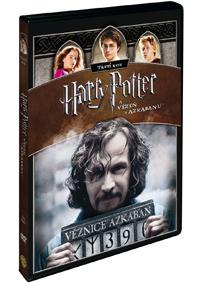 DVD Harry Potter a Vězeň z Azkabanu - Alfonso Cuarón - 13x19