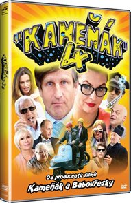 DVD Kameňák 4