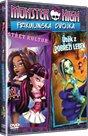 DVD Monster High: Frikulínská dvojka