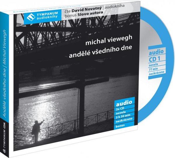 CD Andělé všedního dne - Michal Viewegh - 13x14