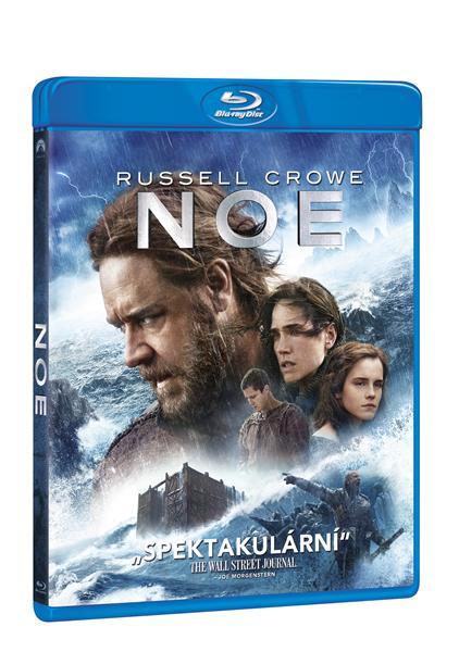 Noe Blu-ray - Darren Aronofsky - 13x19