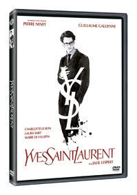 DVD Yves Saint Laurent