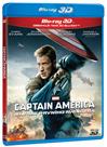 Captain America: Návrat prvního Avengera 2 Blu-ray 3D+2D