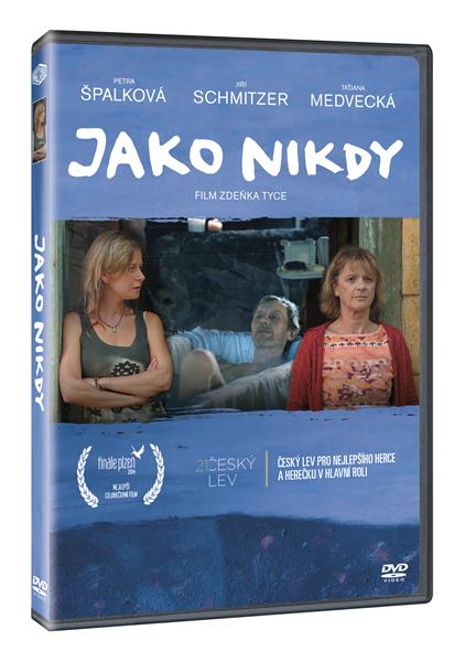 DVD Jako nikdy - Zdeněk Tyc - 13x19, Sleva 11%