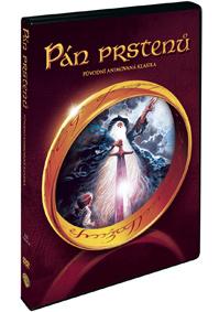 DVD Pán prstenů (animovaný)