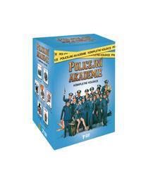 Kolekce Policejní akademie 7 DVD