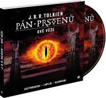 CD Pán prstenů: Dvě věže - J. R. R. Tolkien - 13x14