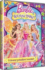 DVD Barbie a Kouzelná dvířka