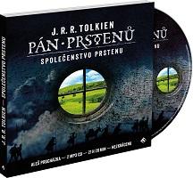 CD Pán prstenů: Společenstvo prstenu - J. R. R. Tolkien - 13x14