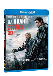 Na hraně zítřka 2 Blu-ray 3D+2D