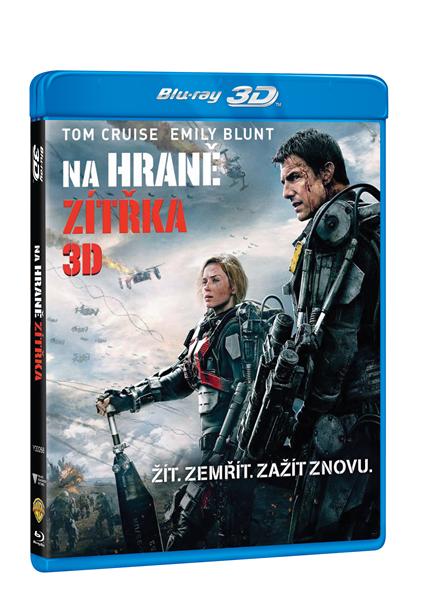 Na hraně zítřka 2 Blu-ray 3D+2D - Doug Liman - 13x19