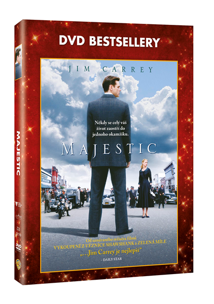 DVD Majestic - Frank Darabont - 13x19