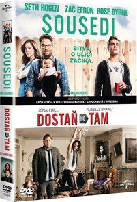 2 DVD Kolekce: Sousedi / Dostaň ho tam