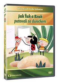 DVD Jak Ťuk a Bzuk putovali za sluníčkem