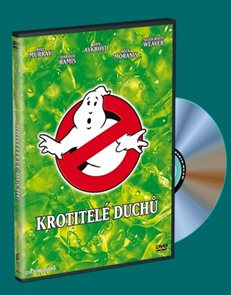 DVD Krotitelé duchů
