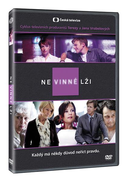 Nevinné lži 4 DVD - 13x19