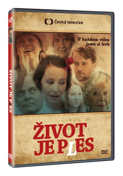 Život je ples 8 DVD - Petr Slavík - 13x19