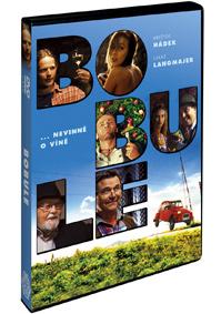 DVD Bobule - Tomáš Bařina - 13x19