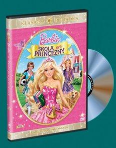 DVD Barbie a Škola pro princezny