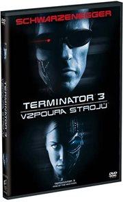 DVD Terminator 3: Vzpoura strojů